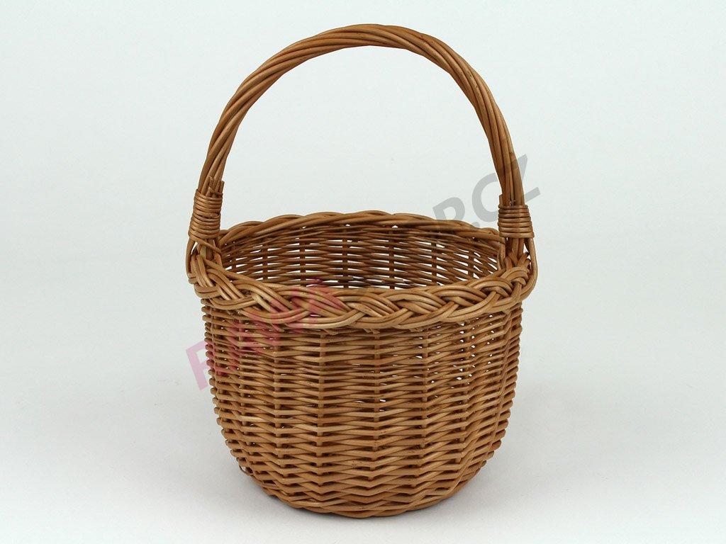 Košík dětský kulatý