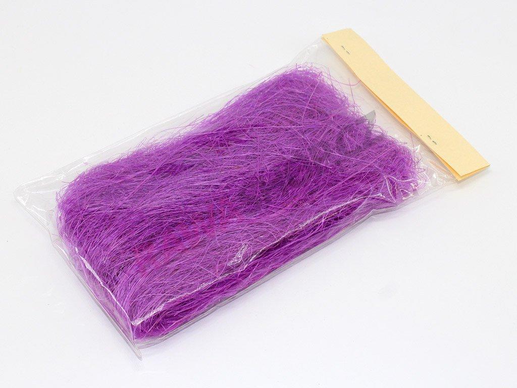 Sisal 20g - fialový