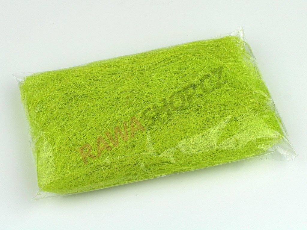 Sisal 20g - jarní zelený