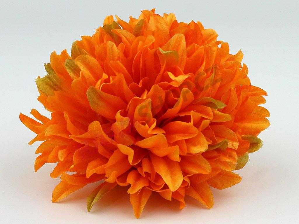 Chryzantéma 1160 - oranžová