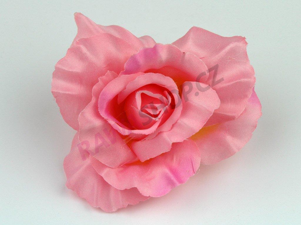 Růže 456 - růžová