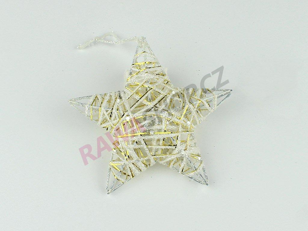 Hvězda závěsná - malá