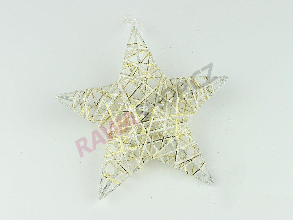 Hvězda závěsná - střední