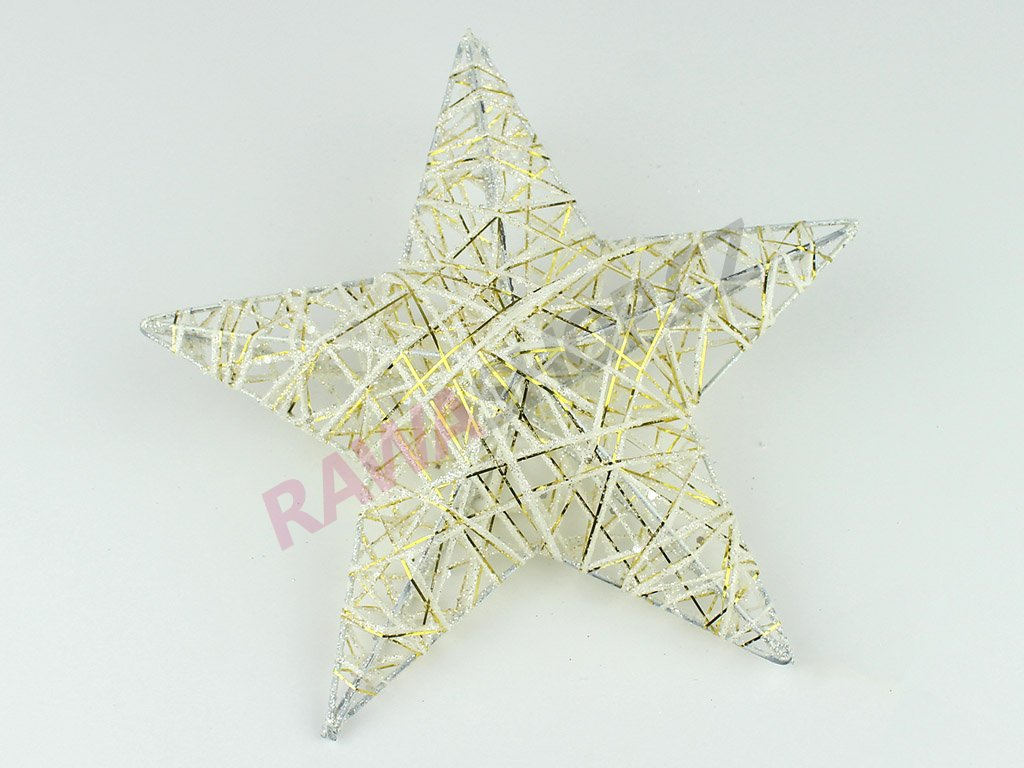 Hvězda závěsná - velká