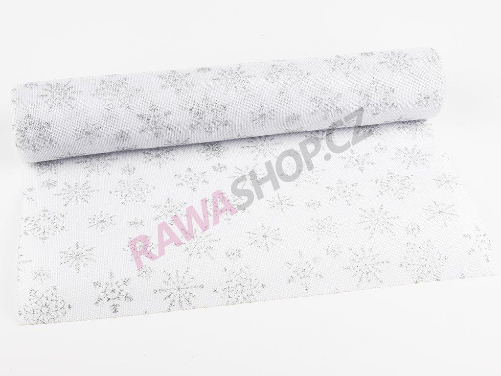 Juta 36cm - white/silver