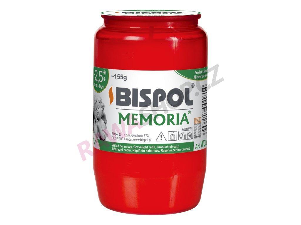 58. 1 Olejová náplň Memoria 2,5 24ks BWO3 030