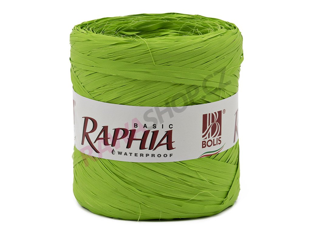 Lýko Raphia - světle zelená