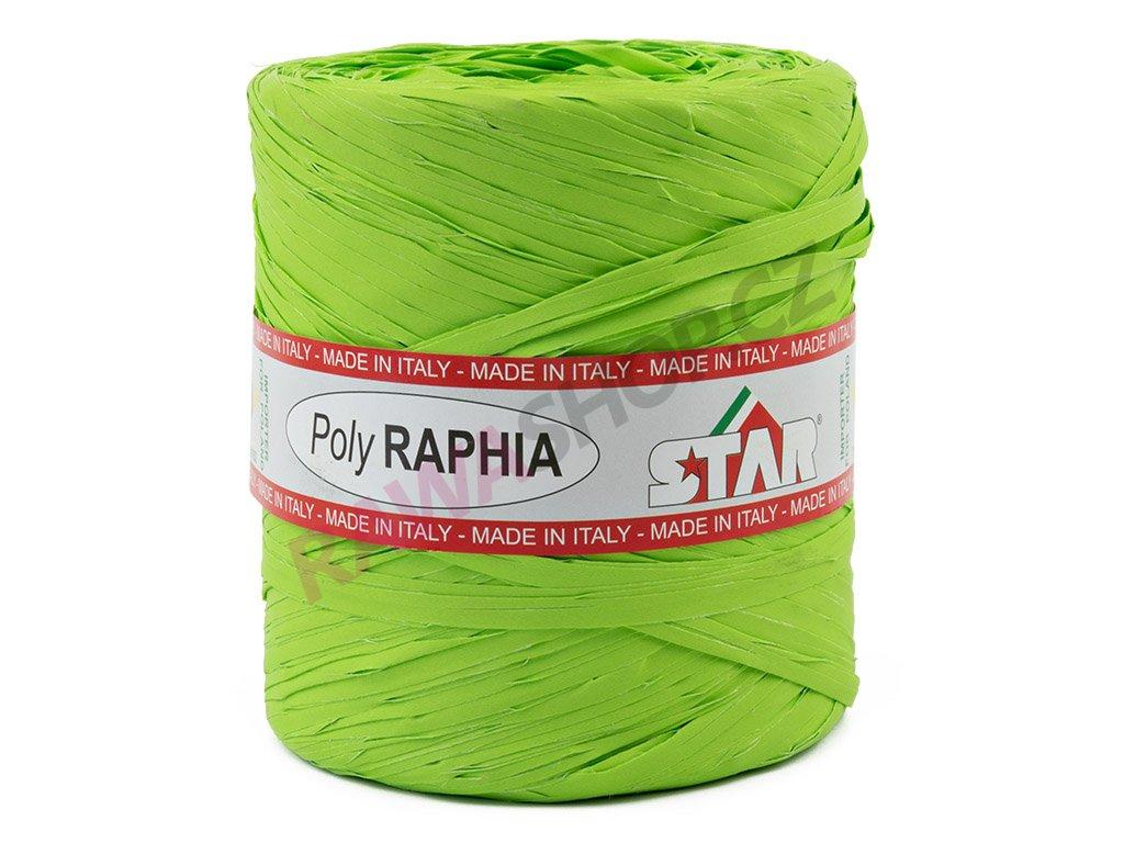 Lýko Poly Raphia - zelená