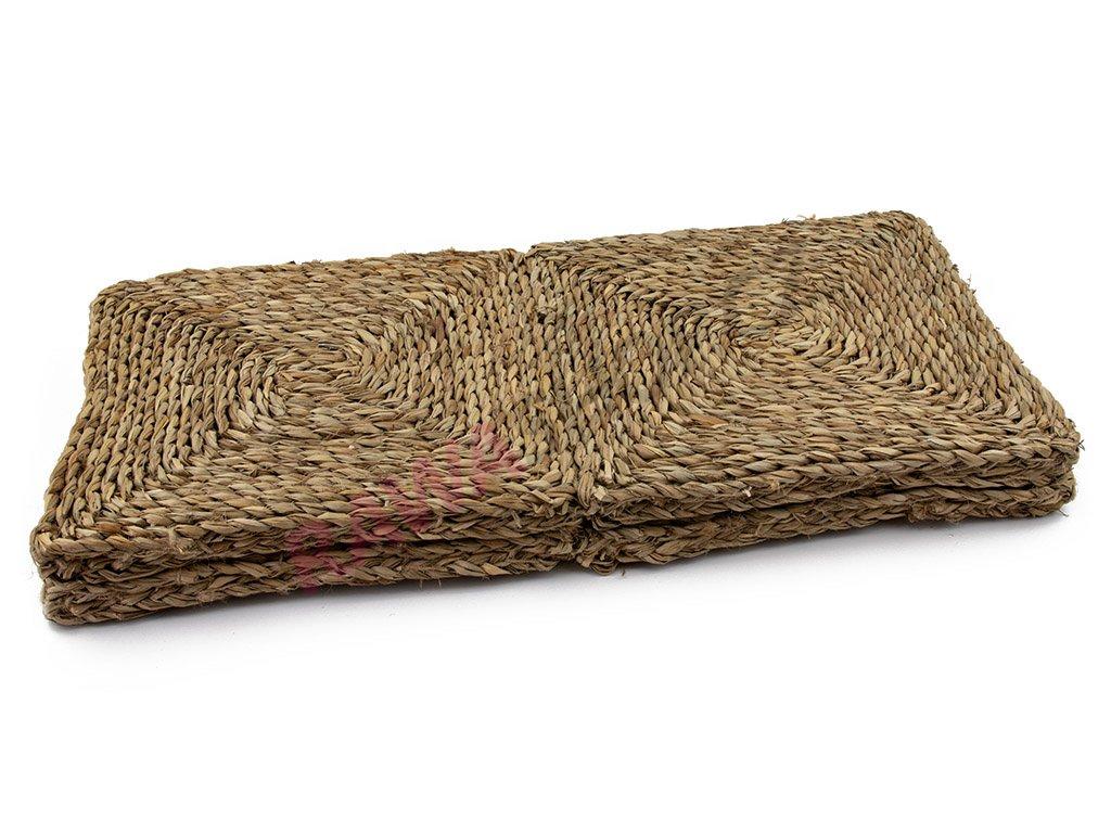 Rozkládací přírodní koberec 2x4