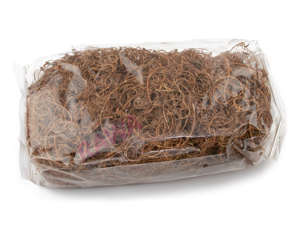 Curly moss 100g - natural