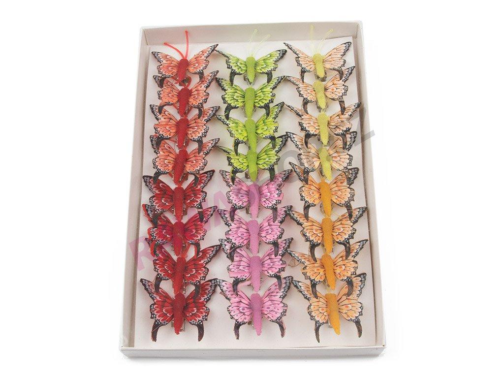 Motýlci 24ks - Otakárek