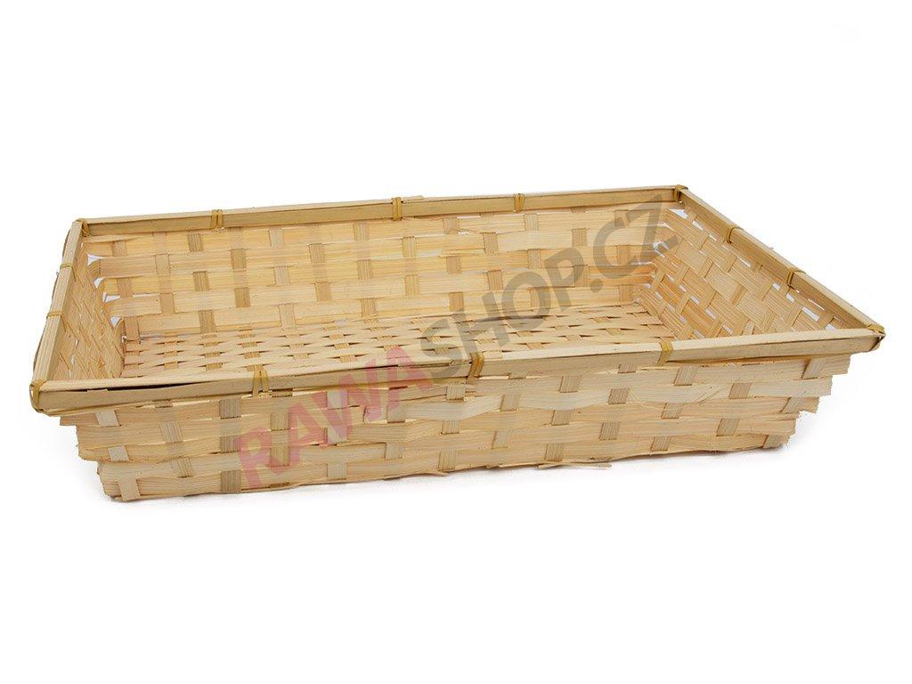 Bambusová miska 41x28