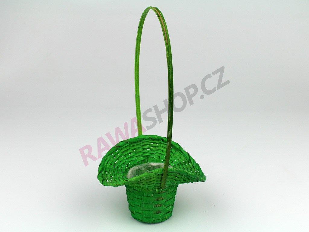 Košík ∅ 6cm - zelená