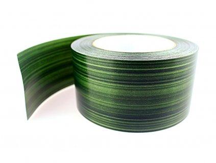 Produkt č. 156 5 oboustranná páska 6 cm x 50 yds tmava zelena