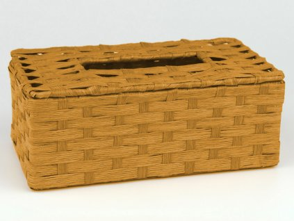 Dóza na kapesníky - písková