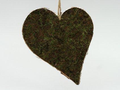 Mechové srdce