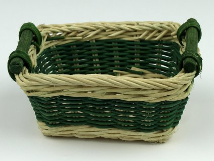 Pedigová miska 12x11 - zelená