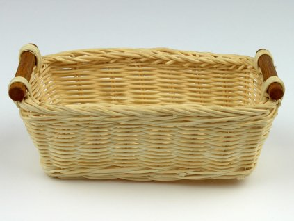 Pedigová miska 15x10 -bílá