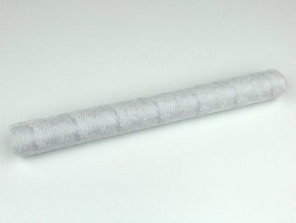 Organza 36cm - bílá