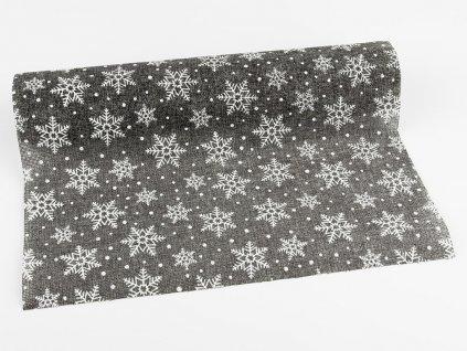 Juta 36cm - grey/white