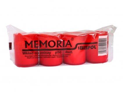 7. Hřbitovní svíčky Memoria p50 4ks BP50