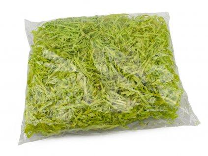 Přírodní vlákno - zelená