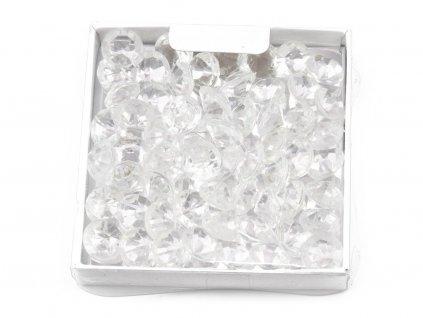 Diamanty ∅ 1cm - čirá