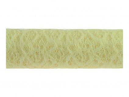 Loop mesh 50cm - krémová