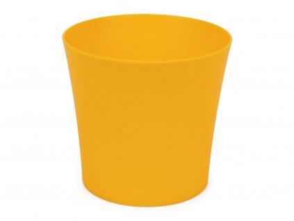 Plastový obal Fiolek - dýňová