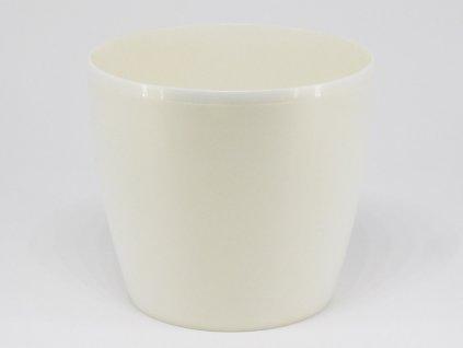 Plastový obal Magnolia - bílá perla