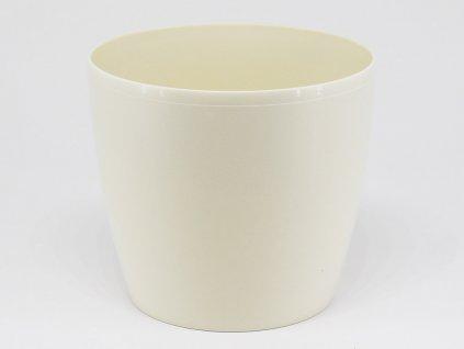 Plastový obal Magnolia - krémová