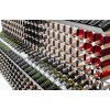 382 5 stojan na vino s kapacitou 360 lahvi