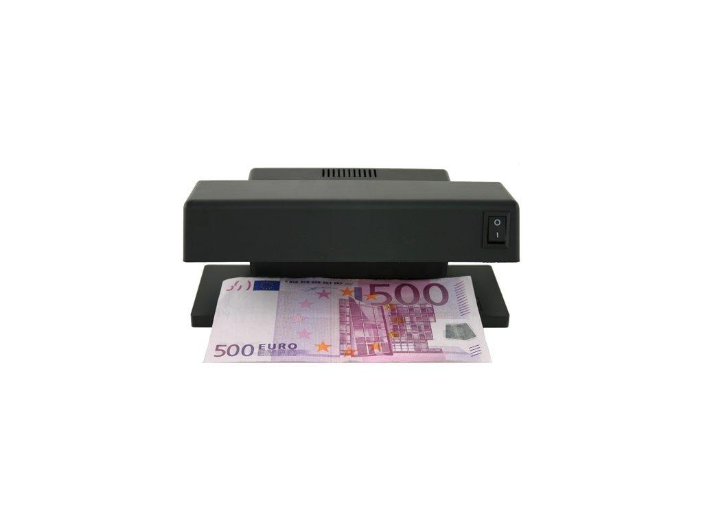 Ultrafialový malý tester bankovek DL106