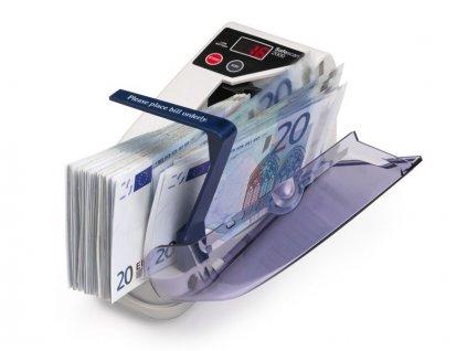 Přenosná počítačka bankovek Safescan 2 000