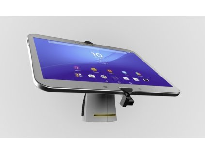 Stojna Myriad pro zabezpečení tabletu s integrovaným navijákem