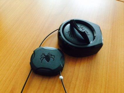 Alpha Spider AM,70´´(177,8 cm),2-alarm