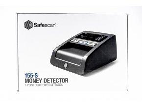 Detektor padělků - automatický, Safescan 155 - S, černý
