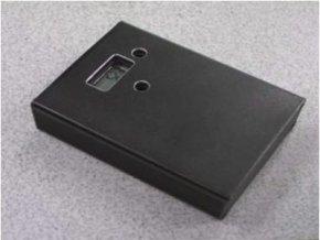 Kovový kryt pro C02 počítadlo zákazníků RX/TX