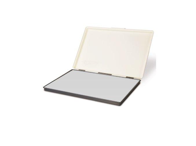 Poduška pro razítka 21 x 18 cm (BARVA INKOUSTU ŽLUTÁ)