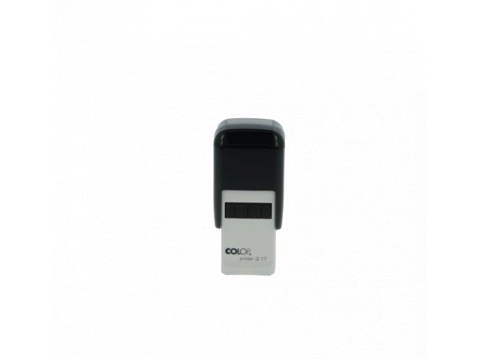 Samonamáčecí razítko COLOP Printer Q17 (BARVA INKOUSTU ŽLUTÁ)