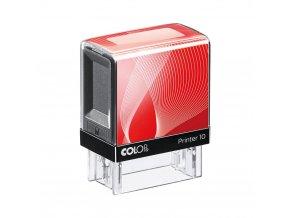 145063 black red COLOP Printer 10