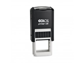 Samonamáčecí razítko COLOP Printer 05 (BARVA INKOUSTU ŽLUTÁ)