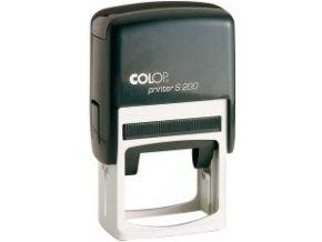 Samonamáčecí razítko COLOP Printer S 200 (BARVA INKOUSTU ŽLUTÁ)
