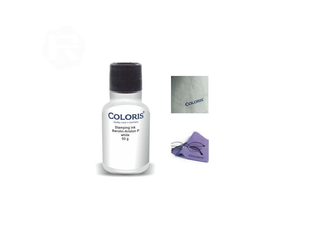 barva coloris stamp berolin aristop p 50 ml bila nahled