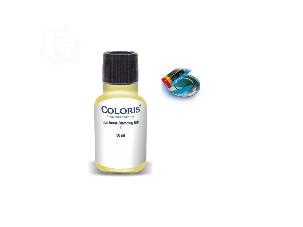 barva coloris stamp luminous ink ii nahled
