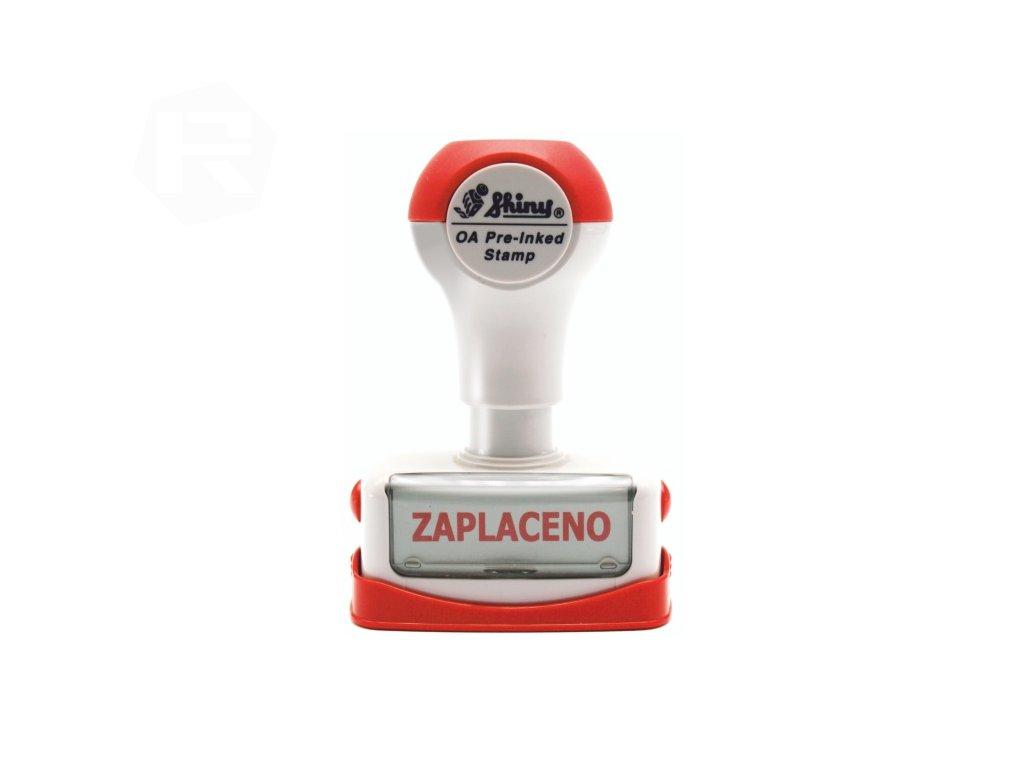 razitko shiny stamp hotove ncz002 predbarvene text zaplaceno