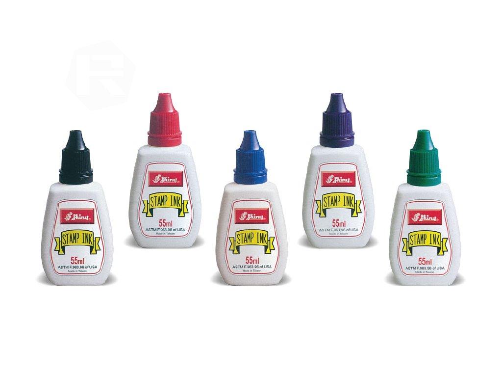 barvy shiny stamp standardni nahled
