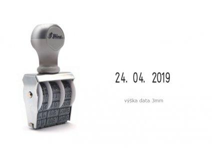 razitko shiny stamp datumove male office d 5 3 mm nahled