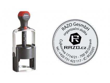 razitko shiny stamp kovove kulate h 6009 heavy duty obrazek nahled