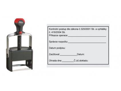 razitko shiny stamp kovove h 6008 heavy duty vidimacni nahled
